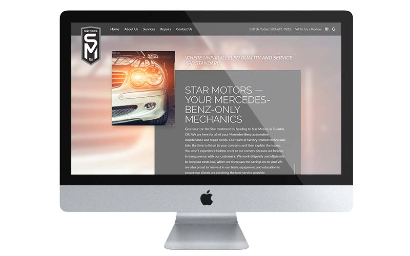 Star motors desktop
