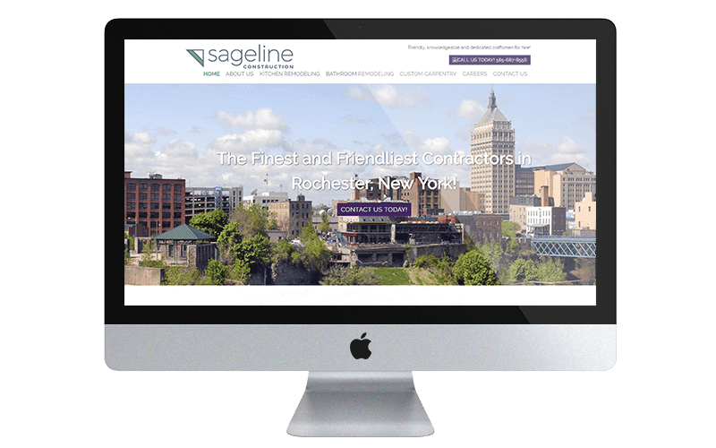 Sageline construction desktop